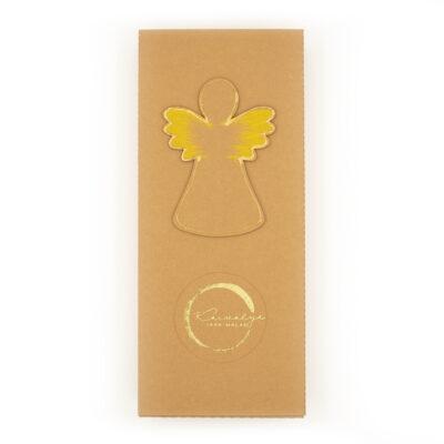 andílek pro radost, krabička na andílka, kaivalya japa malas